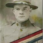Pfc. Elmer A. McAuley
