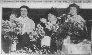 2-25-1915-Womens Suffrage Booth