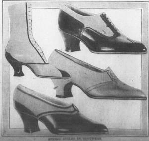 3-11-1915 Spring Footwear