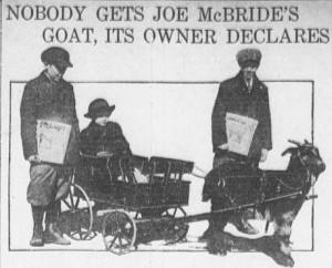 3-5-1915 Goat Wagon