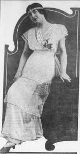 3-9-1915 spring dress