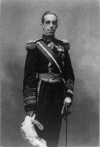 Alfonzo - King of Spain