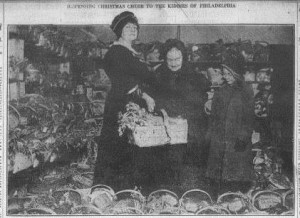 Baskets For Poor-12-24-1914