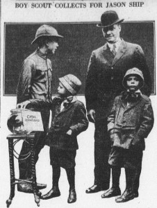 Boy Scouts 10-25-1914