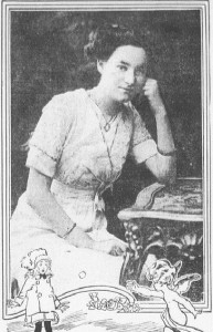Connie Mack's Daughter-11-2-1914