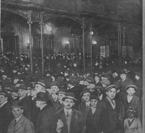 Crowd Outside Academy-1-15-1915