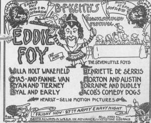 Eddie Foy-11-21-1914