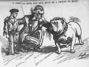 Editiorial Cartoon-12-30-1914