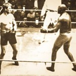 Johnson-Moran Fight