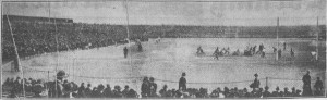 Penn-Cornell Franklin Field-11-26-1914