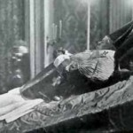 Pope Pius X lying in state - Wiki