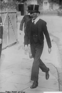 Prince Henry, 1914