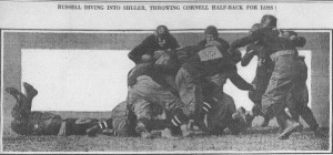 Scene From Penn Game-11-26-1914