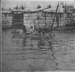Schuylkill Fishing-2-8-1915