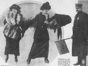 Skating In Fairmount Park-12-17-1914