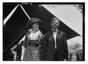 V.P. Marshall & Wife