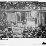 Wilson Addressing Congress 4-20-1914(2)