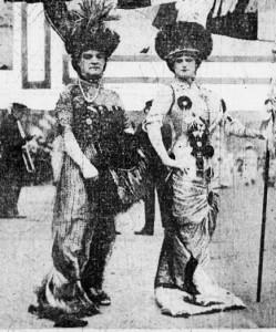 B. White & Frank Carter