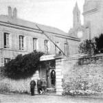 Naval Base Hospital No 5-Methodist Brest France