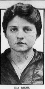 5-24-1915 Ida Riehl