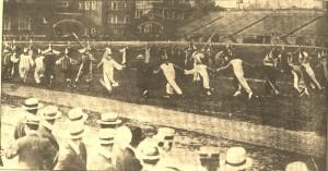 6-12-1915 Penn Class of 1913 as clowns