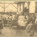 Girls of Italian Colony Learn Good Health
