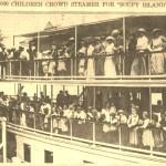 Soupy Island Ferry