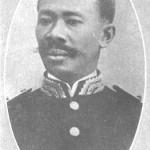 Haitian President Guillaume Sam