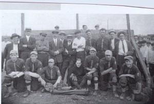 Fralinger A.C. Baseball Team