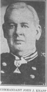 Captain John Knapp