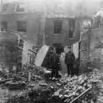 9-9-1915 Chambers Street Bermondsey, London