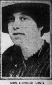 10-18-1915 Mrs. George Long