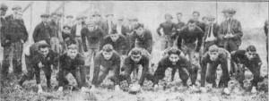 10-29-1915 Southern High Football Team