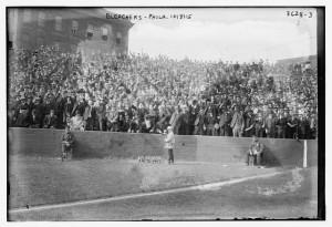 10-8-1915 Bleachers