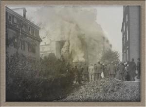St John's School Fire 2
