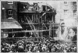 12-1-1915 Passyunk Avenue Fire