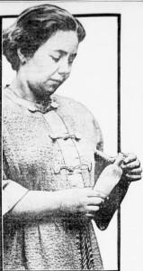 Mrs. Otto English