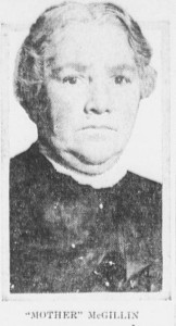 1-26-1916 Mother McGillian