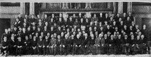 2-8-1916 Central High Graduating Class