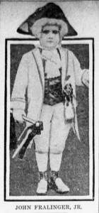 3-3-1916 John Fralinger Jr.